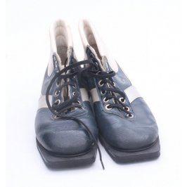 Boty na běžky Botas modré s pruhem