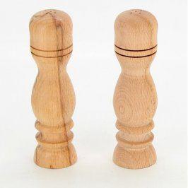 Slánky dřevěné výšky 15 cm