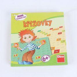 Desková hra DINO Křížovky