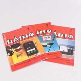 Časopisy Amatérské radio z roku 1990