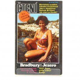 Sada časopisů Čtení z roku 1978