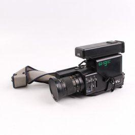 Analogová kamera JVC GZ-S3 černá