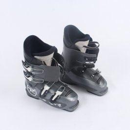 Lyžařské boty Rossignol černé