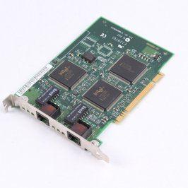 Síťová karta Intel SB82558B 2 x RJ45 PCI