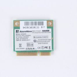 WiFi síťová karta AzureWave AR5B95