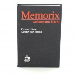 Kniha Memorix vademecum lékaře