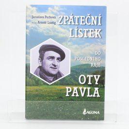 Biografie Zpáteční lístek Oty Pavla