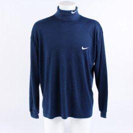 Pánský rolák Nike odstín modré