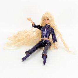 Panenka Barbie zlatovlasá v disco oblečku