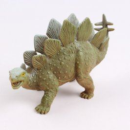 Plastová figurka stegosaurus