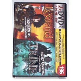 Herní DVD Legend: Hand of God + Trine