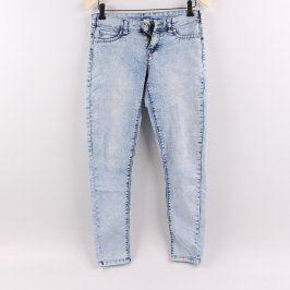 Dívčí džíny C&A světle modré