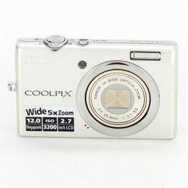 Digitální fotoaparát Nikon Coolpix S570