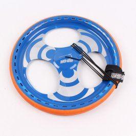 Frisbee Yo-Be modro oranžové