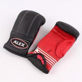 Boxerské rukavice Alex černé