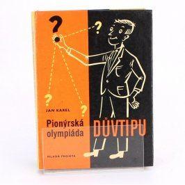 Kniha Pionýrská olympiáda důvtipu