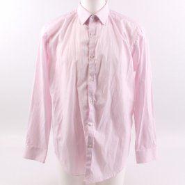 Pánská košile Metropolitan View růžová