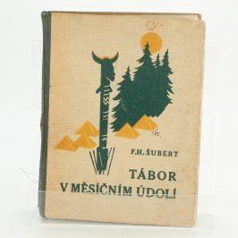 Kniha Tábor v měsíčním údolí