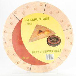 Podnos na servírování sýrů