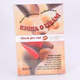 Kniha s CD Kniha o líbání