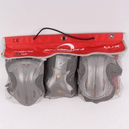 Set chráničů Rollerblade Lux 3 pack