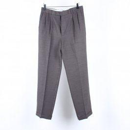 Pánské kalhoty Michael Brandon odstín šedé