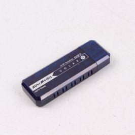 USB DVB-T AVerMedia DVB-T Volar X modrý