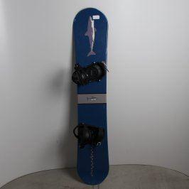 Snowboard s vázáním 4U