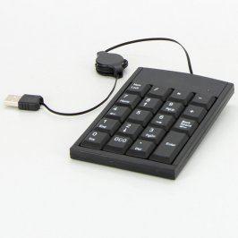 Numerická klávesnice kabelová - USB