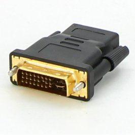 Redukce z HDMI na DVI 4 cm