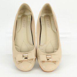Dámská letní obuv Linshi béžová