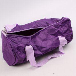 Cestovní taška Glanc fialová