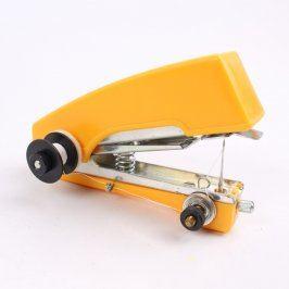 Ruční šicí stroj Pulsar žlutý