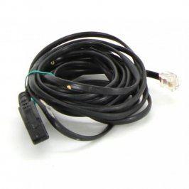 Telefonní kabel RJ11/TAE N černý 315cm