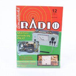Časopis Radio z roku 1995 1 ks