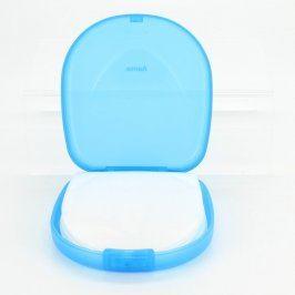 Pouzdro na 24 ks CD Hama modré