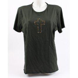 Pánské tričko  Hardhoney zelené