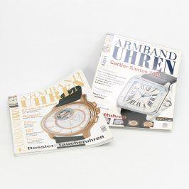 Časopisy Armband Uhren