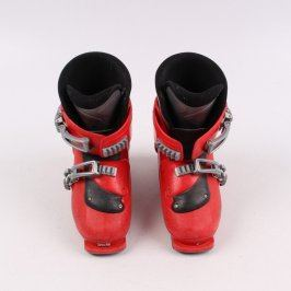 Lyžařské boty Salomon T2 červené