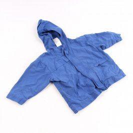 Dětská bunda Puffy odstín modré