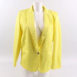 Dámské sako Zara Women žluté