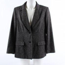 Pánské sako černé Glamorosa