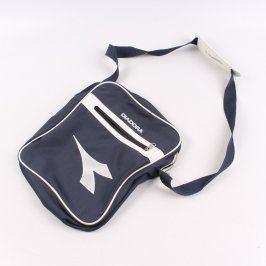 Crossbody taška Diadora odstín modré