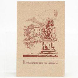 Poštovní známka Böhmen und Mähren 30 haléřů