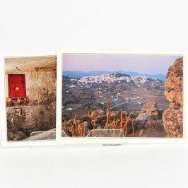 Barevné pohlednice z Řecka