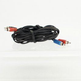 Propojovací kabel 2x cinch 500