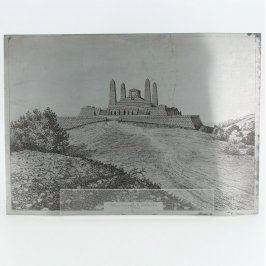 Obraz Památník M. R. Štefánika na Bradle