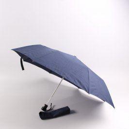 Deštník skládací tmavě modrý Gremo