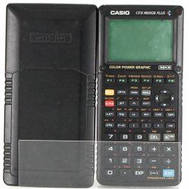 Kalkulačka Casio CFX-9850GB Plus