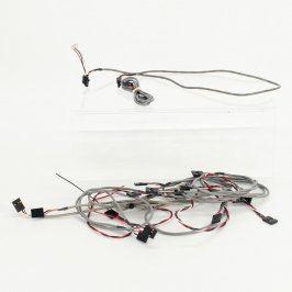 Interní kabely 4-pin k základní desce 10 ks